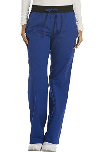 Smart Uniform Women's Stretch Twill Pant T -2606 (M, Navy1)