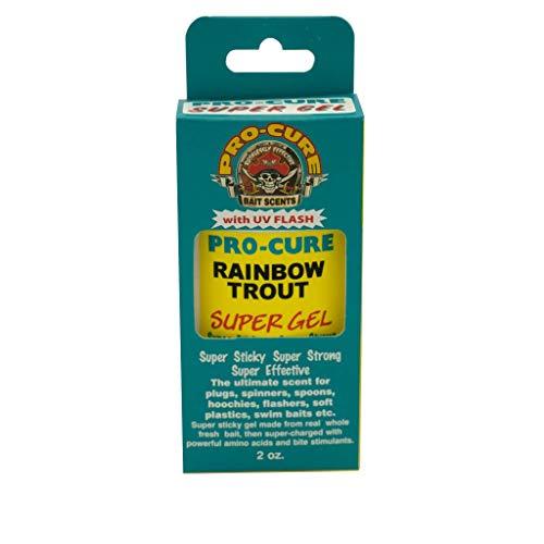 Pro-Cure Rainbow Trout Super Gel, 2 Ounce