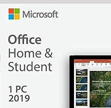 مايكروسوفت اوفيس هوم اند ستيودنت 2019