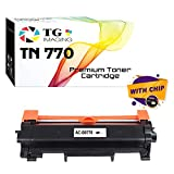 (Super High Yield, 1-Pack) TG Imaging Compatible TN-770 TN770 Toner Cartridge TN 770 for Brother HL-L2370DW MFC-L2750DW Printers
