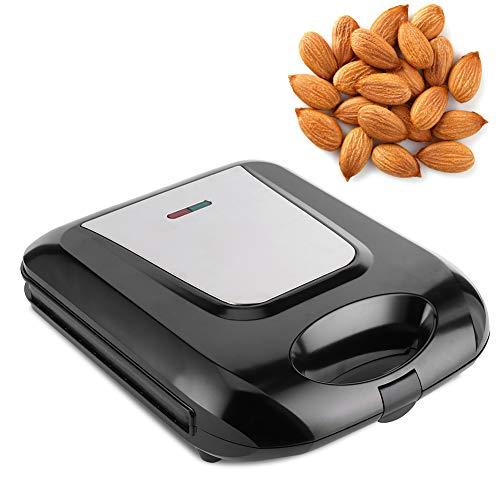 【 】Máquina eléctrica para hacer nueces, 1400 W, calefacción de doble lado,...