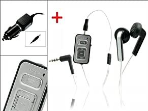 Nokia HS-45 and AD-43 Stereo Headset for N76, N81, N95-3.5mm Jack