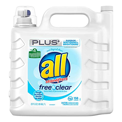 All Free and Clear Laundry Detergent