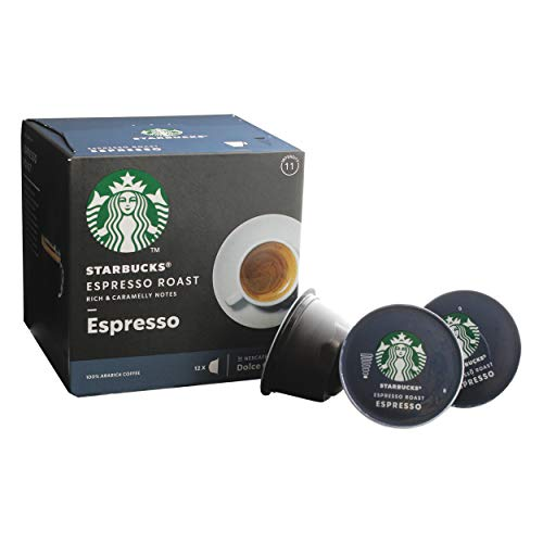 Starbucks Espresso Roast Espresso, Coffee, Roasted Coffee...