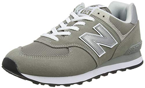 New Balance 574 Core Zapatillas Hombre, Gris (Grey EGG), 37 EU (4 UK)