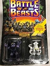 battle beasts Series 2 (Cutthroat Cuttlerfish and Miner Mole) 1987