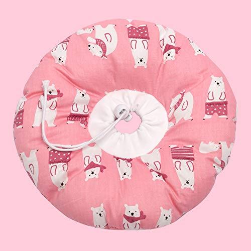 MYYXGS Collar de protección para Mascotas Anillo Elizabeth Anillo Suave Anillo de protección para Mascotas Suministros para Mascotas