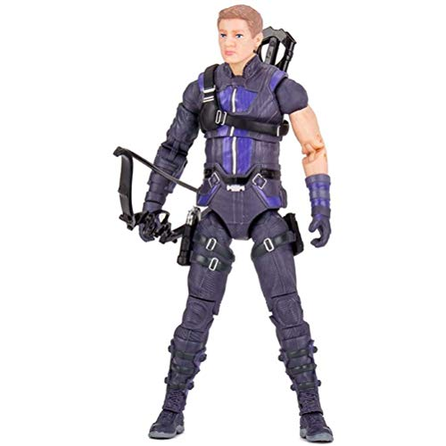 QYF Titan Super Hero Action-Figur Hawkeye Goliath Ronin, 18cm (7inchs), Joint Movable, Marvel Avengers Spielzeug, Jungen Kind Erwachsene Geburtstags-Geschenk-Sammlung