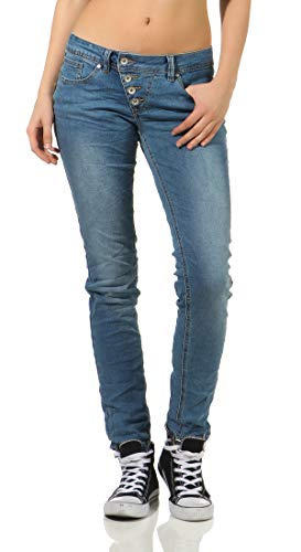 Buena Vista dames jeans Malibu stretch denim