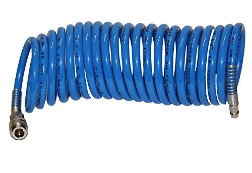 Aerotec 61981 Spiralschlauch PRO 8 x 7,5 Meter PU