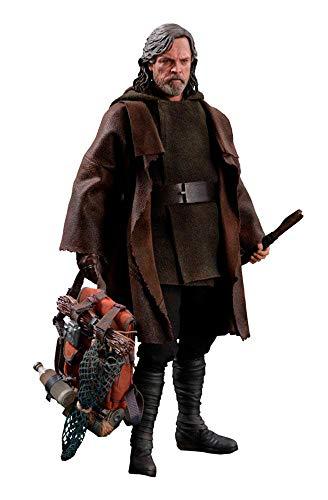 Hot Toys Unisex-Jugend 1:6 Luke Skywalker-Deluxe Version, Mehrfarbig