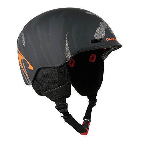 O'Neill Helmet PRO Cork Camou   Camouflage   Ski & Snowboard Helm (Camouflage, M   54-58 cm)