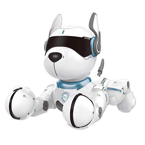 MJYY Giocattoli Educativi All'Aperto Pet Animale Domestico Elettronico, Giocattolo per Cane Robot, Hanno Funzione Di Follow-Up, Canta e Balla Giocattolo Elettronico per Animali Domestici Cane Giocatt
