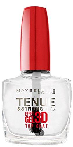 Maybelline SuperStay 7 Days 3D Gel Effect top coat esmalte de uñas...