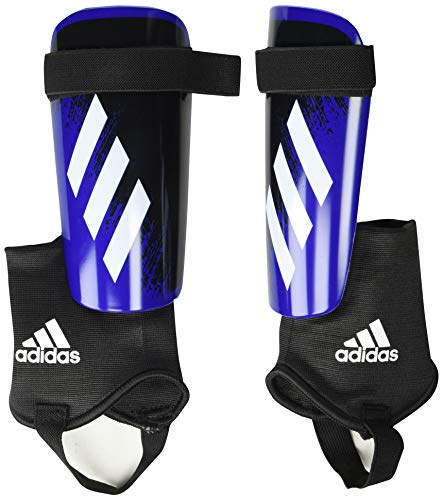 adidas Youth X 20 Match Shin Guards Team Royal Blue/White/Black Small