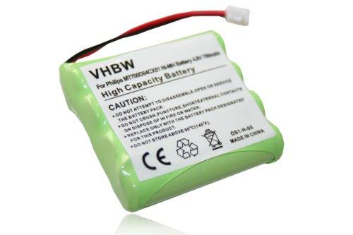 vhbw batería compatible con Philips