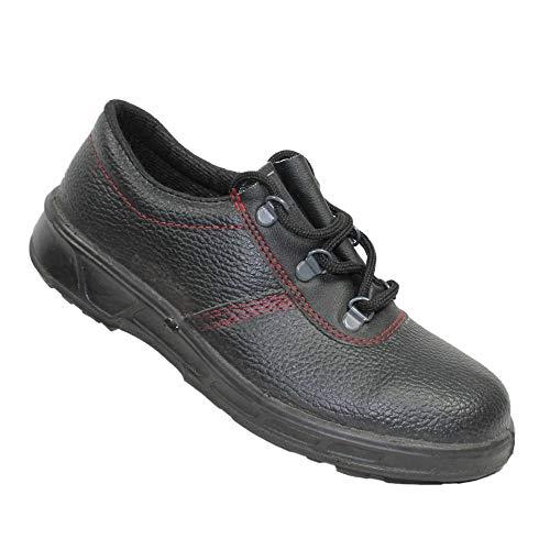 Zapatos de Seguridad Iturri Trabajadores O1 FO Zapatos de Trabajo Profesional de los Zapatos Planos B-Ware, Tamaño:39 EU