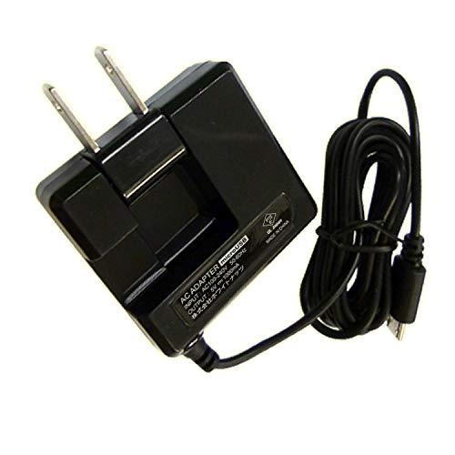 ホワイトナッツ Disney Mobile on docomo DM-01G 平型コンパクト スマホ 充電器 microUSB ACアダプター wn-0423951-wy