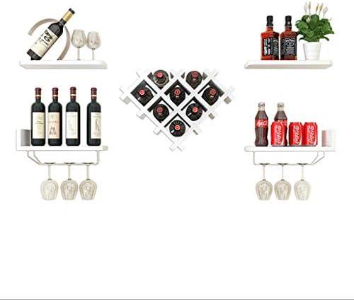 Gabinete de Vino montado en la Pared Creativo Wine Rack ...