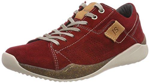 Josef Seibel Damen Ricky 05 Sneaker, Rot, 38 EU