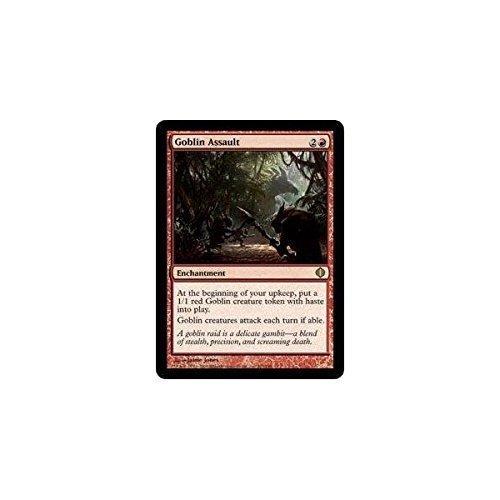Magic The Gathering - Goblin Assault - Shards of Alara