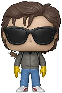 Pop TV: Strangers Things-Steve con gafas de sol coleccionables, multicolor, Estándar