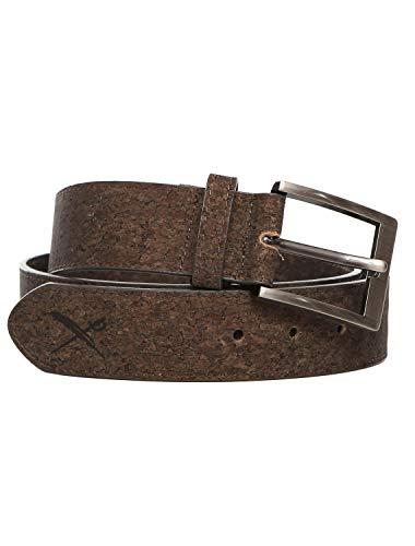IRIEDAILY Cork Flag Belt [d brown]