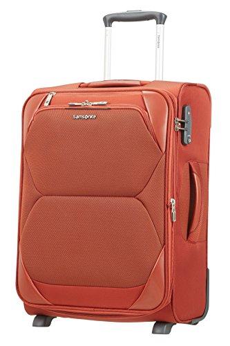 SAMSONITE Dynamore Upright Expandable Length 40cm - 2.5 kilogram, Koffer, 55 cm, 50 Liter, Burnt Orange