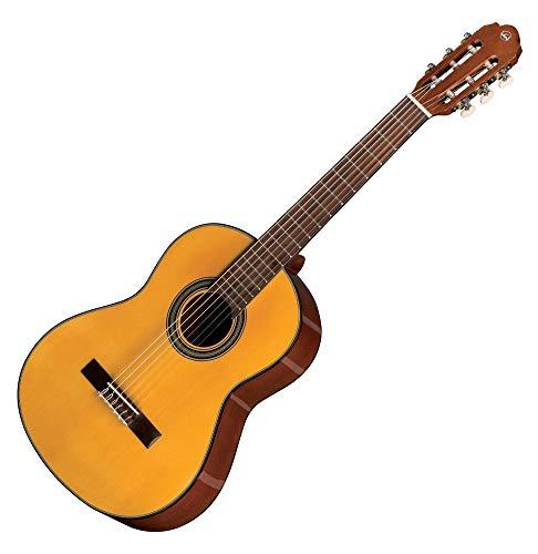 VGS - Chitarra da concerto 3/4 per studente, colore naturale chiaro