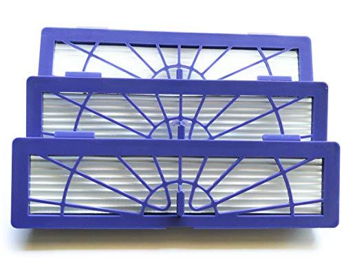 Neato Botvac D Lot de 3 filtres ultra Performance pour Neato Botvac et Botvac D avec outils de nettoyage