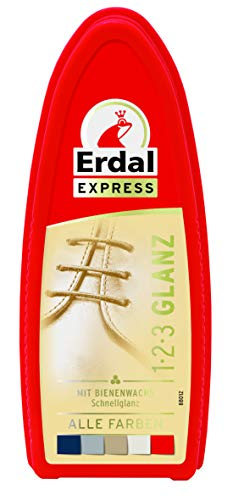 Erdal 1-2-3 Glanz Farblos, 6er Pack (6 x 52 g)