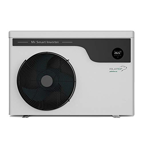 Pompa di Calore Inverter per Piscina Mr. Smart (30 m³)