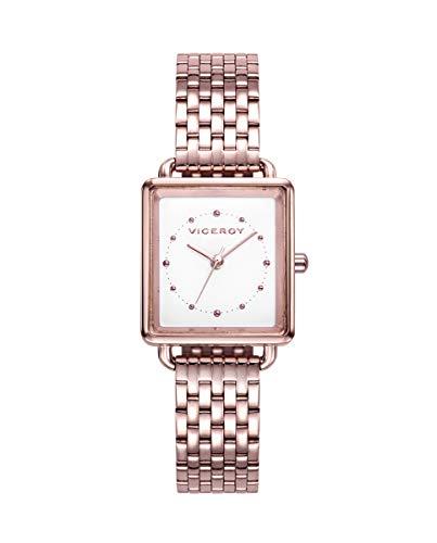 VICEROY - Reloj Acero IP Rosa Brazalete Sra Va - 401102-07