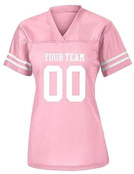 Best womens football jerseys custom Reviews