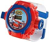 Disney - Reloj Digital con proyector de 24 Fotos, WI17002