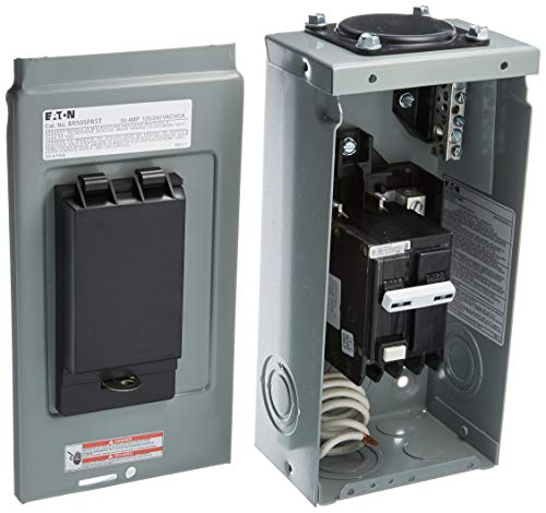 2 Pole 50A BR Spa Panel by Eaton