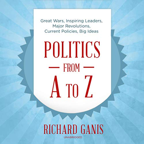 Politics from A to Z audiobook cover art