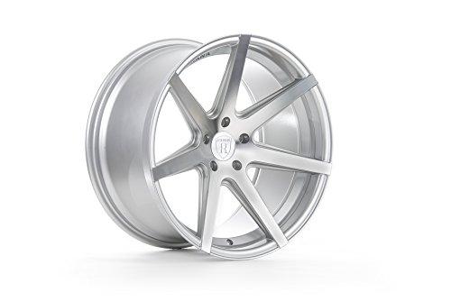 "Rohana Wheels RC7 Wheel with Machined Finish (20x10""/5x114.3mm, +45mm offset)"