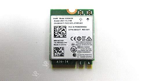 Dell Intel Wireless 8260 WLAN WiFi Card