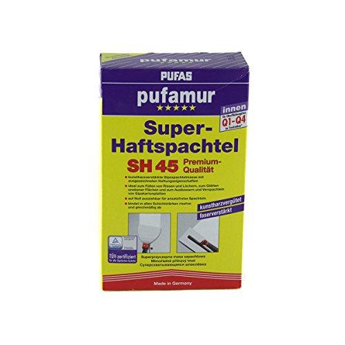 Pufas pufamur Super-Haftspachtel SH 45 1,000 KG