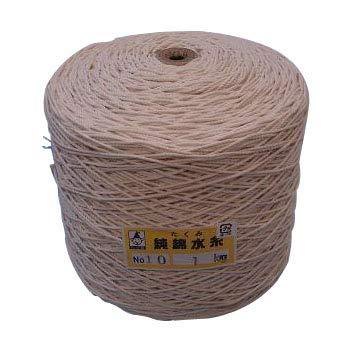 たくみ 純綿水糸 No.10 約1.4mm 1kgチーズ巻 ※受注生産品 10