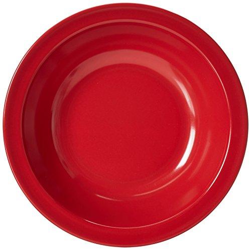 Relags Waca Melamin, rot Teller, Ø 20.5 cm