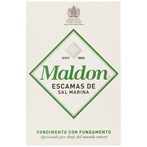Maldon Maldon Sea Salt, 1er Pack (1 x 250 g)