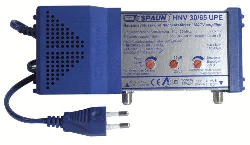 Spaun HNV 30/65 UPE MATV und Verstärker