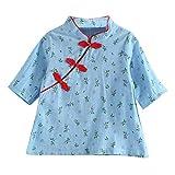 Lonshell_Toddler Clothing Baby Girls' Blouses