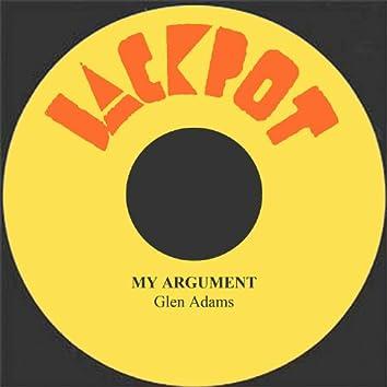 My Argument
