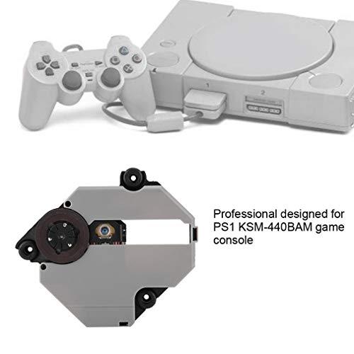 XIAOFANG Optische Laser Lens Replacement Kit Fit for PS1 KSM-440ADM / 440BAM / 440AEM Spielkonsole Ersatzteile (Color : KSM 440AEM)