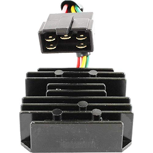 New Voltage Regulator Rectifier 12V Compatible with/Replacement for 150cc KYMCO Super 8 150 08 09 10 11 12 2008 2009 2010 2011 2012