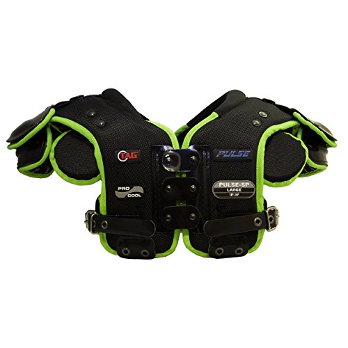 TAG Pulse-SP Skill Position Football Shoulder Pad for Quarterback