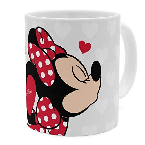 PhotoFancy Disney mit Namen personalisiert - Design Valentines Minnie Mouse